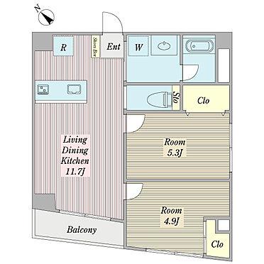 マンション(建物全部)-墨田区東向島4丁目 2LDK5世帯