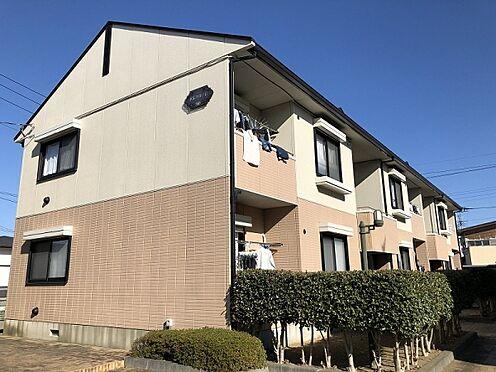 アパート-水戸市見川町 外観