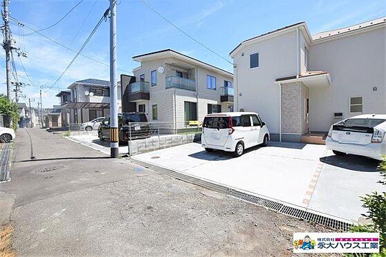 新築一戸建て-仙台市太白区西の平1丁目 外観