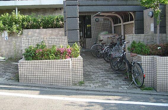 マンション(建物一部)-京都市東山区清水4丁目 駐輪スペースあり
