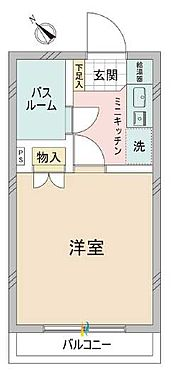 マンション(建物一部)-世田谷区経堂2丁目 間取り