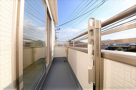 新築一戸建て-仙台市青葉区愛子中央3丁目 バルコニー