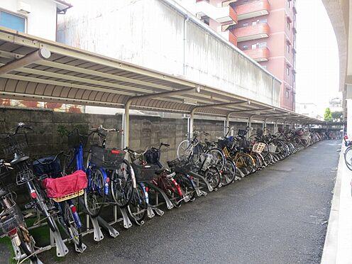 マンション(建物一部)-大阪市鶴見区今津中1丁目 駐輪場があるから駅へのアクセスが楽々。