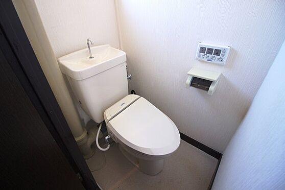 中古マンション-横浜市神奈川区菅田町 トイレ