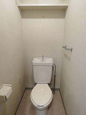 中古マンション-稲城市長峰3丁目 トイレ