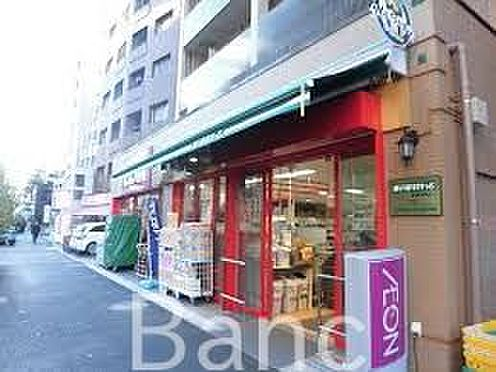 中古マンション-新宿区愛住町 まいばすけっと新宿住吉町店 徒歩3分。 200m