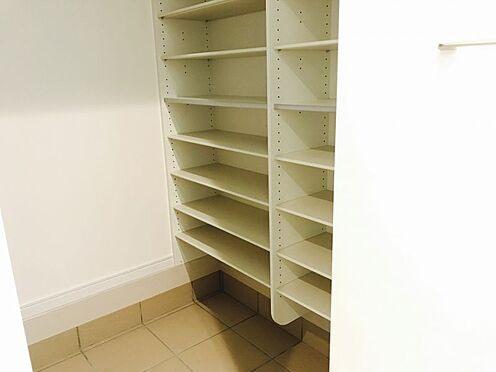 戸建賃貸-名古屋市緑区鳴海町字向田 家族全員の靴をしっかり収納(同仕様)