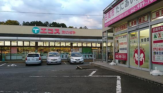マンション(建物全部)-日高市大字高萩 エコス(スーパー) 約450m