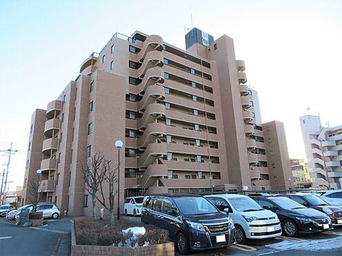 中古マンション-盛岡市本宮2丁目 北東側からの外観写真