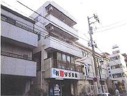 収益ビル-横浜市鶴見区潮田町3丁目 外観