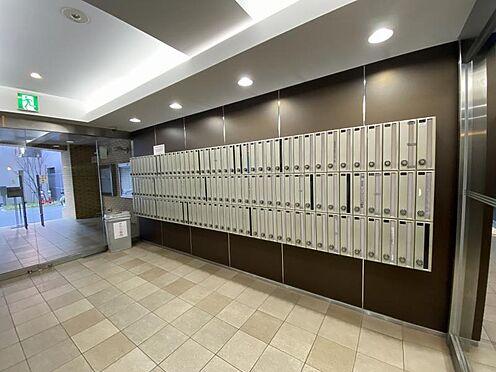 区分マンション-大阪市中央区東高麗橋 郵便ボックス