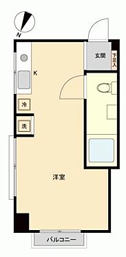マンション(建物一部)-横浜市西区岡野1丁目 間取り