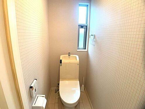 中古一戸建て-岡崎市細川町字さくら台 各階に一つずつトイレがございます。