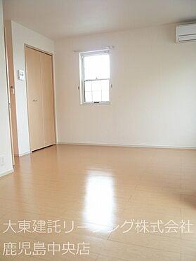 アパート-宮崎市清武町岡2丁目 I1階リビング