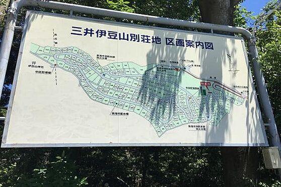 中古一戸建て-熱海市伊豆山 今回ご紹介する戸建ては全193区画からなる 三井伊豆山別荘地:に所在します。