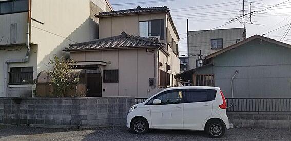 店舗付住宅(建物全部)-行田市宮本 外観