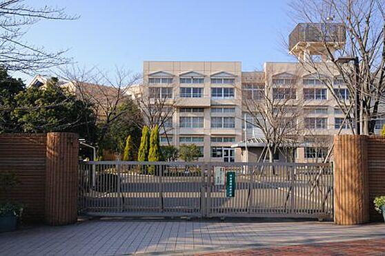 中古マンション-八王子市松木 八王子市立松木中学校(466m)
