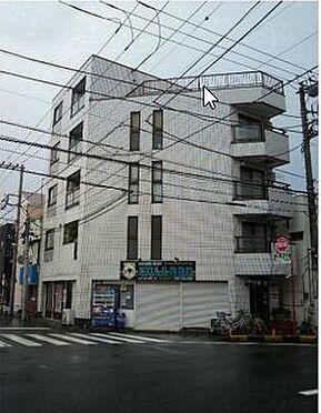 マンション(建物全部)-千葉市美浜区稲毛海岸4丁目 外観