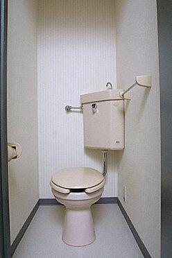 マンション(建物一部)-江別市野幌末広町 トイレ