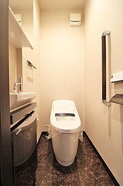 新築一戸建て-杉並区西荻南4丁目 トイレ