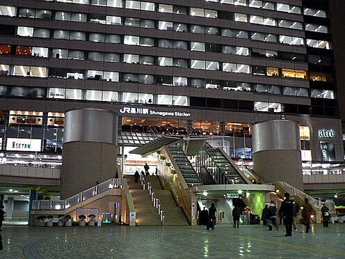 中古マンション-港区港南3丁目 JR山手線「品川」駅まで徒歩12分(約960m)ですが、道のりは平坦です。