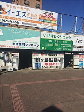 土地-川越市大字下広谷 鶴ヶ島駐輪場(2440m)