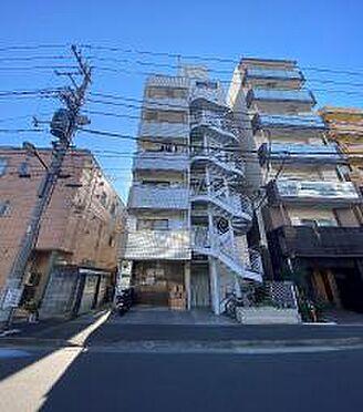 一棟マンション-江東区森下4丁目 外観
