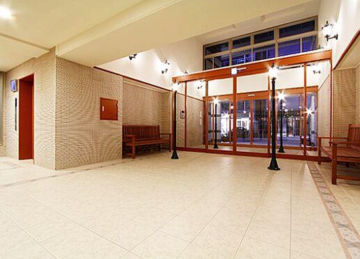 マンション(建物一部)-大阪市中央区東高麗橋 ラグジュアリーな共用部