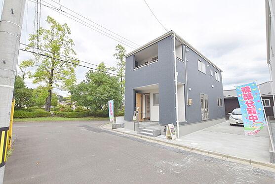 新築一戸建て-仙台市青葉区東勝山2丁目 外観