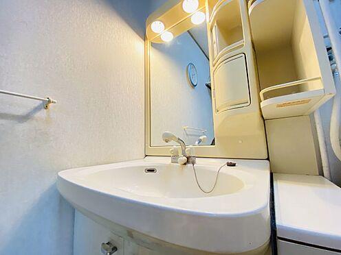 中古一戸建て-大野城市若草1丁目 収納たっぷりで使い勝手の良い洗面台です!