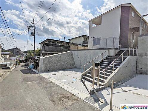 戸建賃貸-仙台市青葉区あけぼの町 外観