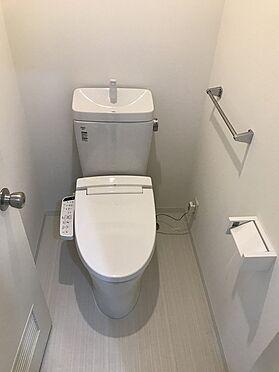 中古マンション-大阪市西区新町1丁目 トイレ