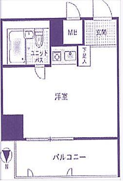 マンション(建物一部)-渋谷区恵比寿1丁目 間取り