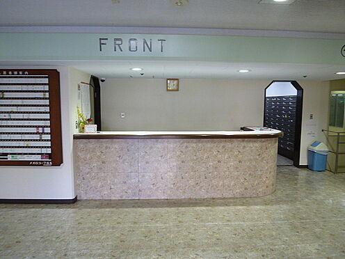 マンション(建物一部)-大阪市福島区福島2丁目 エントランスには受付スペースあり