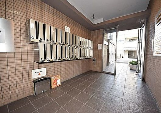 マンション(建物一部)-大阪市中央区瓦屋町3丁目 清潔に保たれている共用部