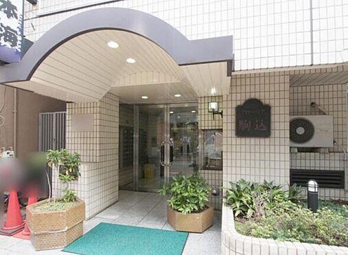 マンション(建物一部)-豊島区駒込1丁目 グローリア駒込・ライズプランニング