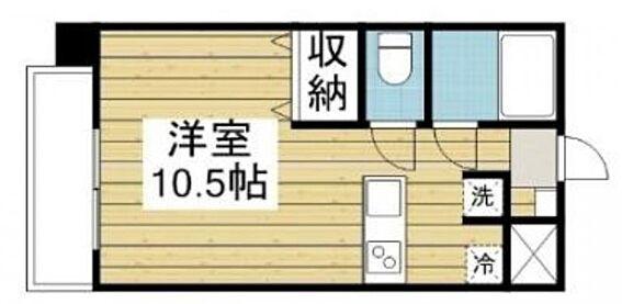 マンション(建物全部)-松山市平和通3丁目 間取り