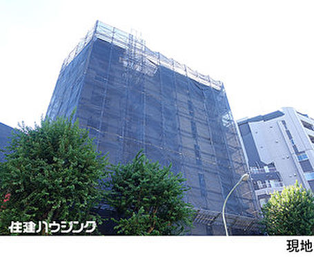 一棟マンション-新宿区戸山3丁目 外観