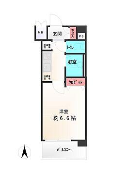 マンション(建物一部)-横浜市西区戸部町4丁目 間取り