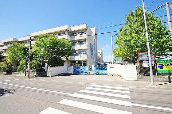 土地-仙台市太白区富田字南ノ西 富沢中学校 約2100m