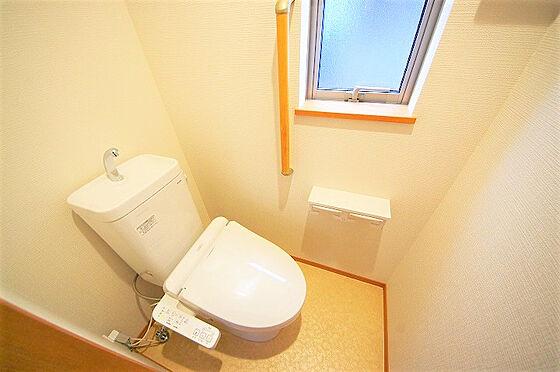 新築一戸建て-名取市植松4丁目 トイレ