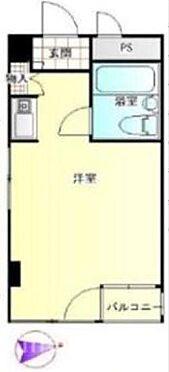 マンション(建物一部)-台東区松が谷4丁目 間取り