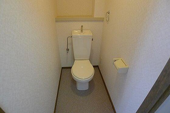 一棟マンション-北九州市八幡東区西本町1丁目 トイレ