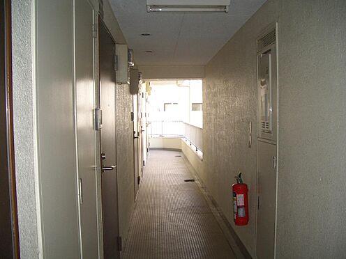 マンション(建物一部)-足立区東和3丁目 廊下です。