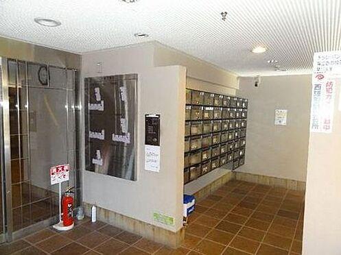 マンション(建物一部)-京都市北区大北山長谷町 エントランスにはオートロックあり