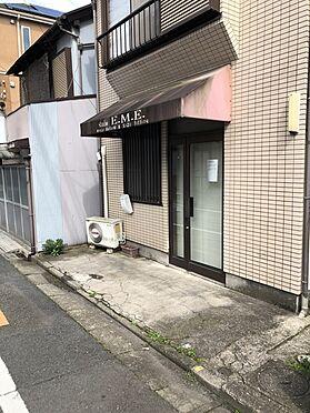 店舗付住宅(建物全部)-大田区中央3丁目 外観