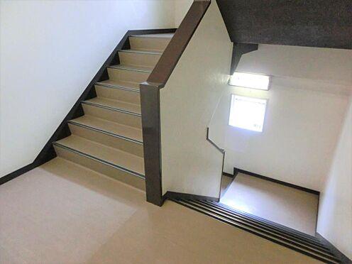 マンション(建物一部)-中央区築地4丁目 階段です。