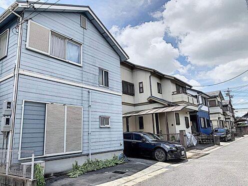 戸建賃貸-刈谷市野田町西田 太陽光発電パネルのついたエコな住宅