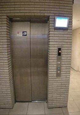 マンション(建物一部)-大阪市中央区南船場1丁目 防犯モニタ付きのエレベーター