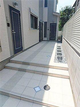 アパート-板橋区中丸町 エントランス